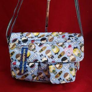 🆕️Harajuku Lovers Preppies Messenger Bag